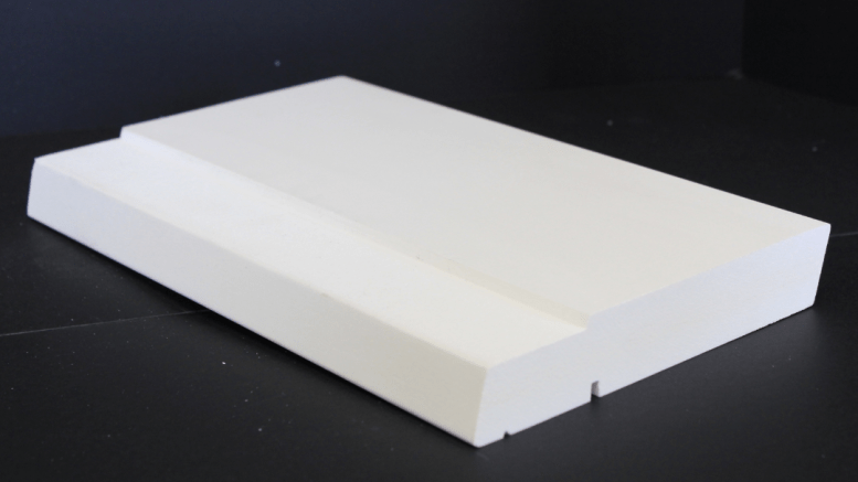 Pvc Sill Moulding Suitable For Replacing Wooden Double Hung Window