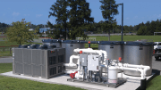 Trane's ice-enhanced air-cooled chiller plant
