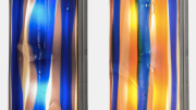 Meyda Custom Lighting has unveiled new Fused Glass Wall Sconces for outdoor lighting applications.