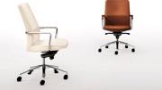 Stylex creates a new tone in the executive suite with the introduction of its Robus task chair.