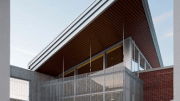 Armstrong Atlantic State University with aluminum bar grating from McNICHOLS Co.
