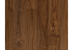 Shannon & Waterman is offering walnut wood floors with the company's specially crafted satin finish.