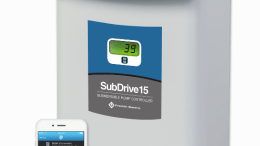Franklin Electric Co. Inc.'s SubDrive family of constant pressure drives