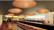 Armstrong Ceiling Systems has expanded its portfolio of translucent ceilings to include new Infusions Shapes Accent Clouds.
