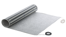 MP Global Products' Perfectly Warm Peel and Stick Radiant Heat for Tile Floors
