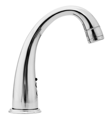 Lenova's Ozone faucets feature water-air patented technology that infuses ozone directly into the water through a patented chamber inside the spout.
