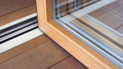 LaCantina Doors has released its Contemporary Clad System in its folding, multi slide and swing doors.
