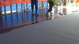 """AC•TECH's Go-Early Technology for concrete curing was the recipient of the World of Concrete's """"Experts Choice Award for Most Innovative Product."""""""