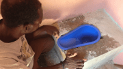 The SaTo hygienic toilet pan, invented by American Standard Brands, has been named a 2014 GREEN GOOD DESIGN award recipient in the Humanitarian category.