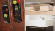 Atlas Homewares launches a collection of cabinet pulls for kitchen and bath. The Mega Pulls come in 2- and 3-foot lengths and are available in five finishes and two modern styles.