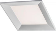 The LR22 troffer from Cree incorporates a recessed flat panel design that creates an appealing and quiet aesthetic to seamlessly blend into any ceiling.