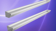 ELP's CLM Series LED cove lights provide T-5HO performance and an asymmetric distribution.