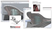 GRAPHISOFT, a BIM software developer, has announced a Rhino connection for ArchiCAD. The connection enables ArchiCAD users on Mac and Windows platforms to import Rhino models into ArchiCAD as GDL objects.