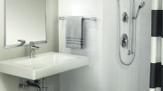 Moen Commercial has introduced modern product styles to its heavy-duty M•Dura and medium-duty M•Bition lines.