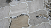 Maniscalco has brought The Opera Line of mosaic tiles to North America.