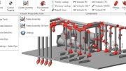 Victaulic, a manufacturer of mechanical pipe-joining systems, introduces Victaulic Tools for Revit, an innovative Autodesk Revit MEP add-in that increases drawing productivity, solves troublesome pipe routing problems and enables the creation of construction and fabrication documentation within Revit.