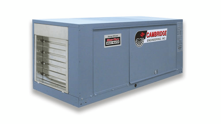 Cambridge Engineering, a manufacturer of HTHV (high-temperature heating and ventilation) direct gas-fired heaters for commercial and industrial spaces, encourages purchasers and end-users of their products to take full advantage of a new rebate available from Laclede Gas.