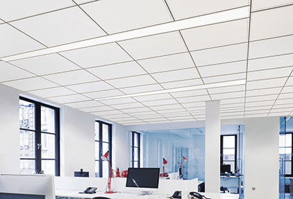 Integrated Ceiling And Lighting Installation System Offers
