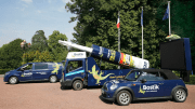 Bostik Inc., a manufacturers of adhesives and sealants, was an official supplier of Tour de France 2015.