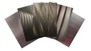 Móz Designs enhances its Gradients collection of decorative metal surfacing with new ombré color tones and unique textural grains.