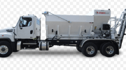 Cemen Tech, a manufacturer of mobile concrete mixers, recently introduced a new mobile mixer in response to customer's need for machines to meet the increased demand for concrete in the shotcrete and gunite industry.