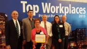 Industrial Scientific, a provider of gas detection products and services, announces that they have been rated as a Top Workplace in the Pittsburgh Area.