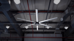 As a testament to MacroAir's continued engineering capabilities, the AirVolution-D high volume low speed fan line has received official UL certification for its 550 and 780 models.