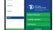 Pecora Corp. launched its Sealants and Coatings Calculator App.