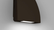 Adding to its Endurance collection, WAC Lighting introduces Fin, an exterior LED luminaire.