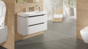 Villeroy & Boch has a number of technologies and products that can help to fight against the grime and maintain bathrooms' hygiene levels easier.