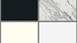 Wilsonart launches Wilsonart SOLICOR Compact Laminate, as well as an expanded palette of colors and textured finishes to the Wilsonart SOLICOR Laminate Collection.