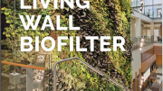 Nedlaw Living Walls has produced a multi-page, four-color brochure, which showcases its unique BIOFILTER wall offerings.
