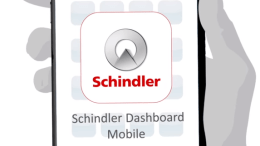 Schindler Elevator Corp. launched a mobile application for its service customers, Schindler Dashboard Mobile.