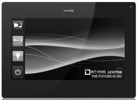 Leviton announced the free integration of Omni security and automation control systems into BitWise BC1, BC2 and BC4 audio/visual control systems.