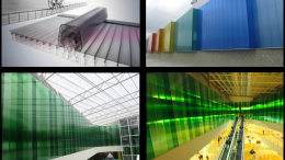 Plazit-Polygal, a producer of polycarbonate building materials, introduces Topgal, a modular range of translucent roofing material.