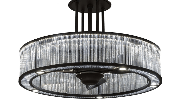 Meyda Custom Lighting unveils the Marquee Gural Chandel-Air.
