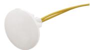 The LG Remote Temperature Button Sensor, Model ZRTBS01, is a Type 3, NTC temperature sensor, providing fast and accurate temperature readings.