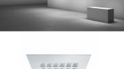 Zumtobel introduces its louver luminaire, the MIREL LED.