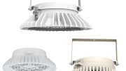 Hubbell Lighting announced that Hubbell Industrial Lighting has added three new LED products to its HBL and KHL high bay lines: a high output HBL high bay (HBLHO), a flood light version of the HBL (HBL Flood) and a flood light version of the Kemlux III high bay (KHL Flood).