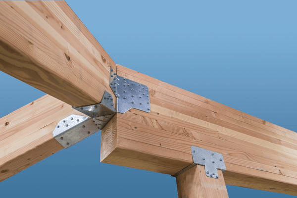Simpson Strong-Tie now offers several new sizes of its HHRC heavy hip-ridge connectors to accommodate additional hip- and ridge-beam combinations.