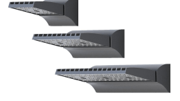 U.S. Architectural Lighting expands its Razar LED Generation product line with the introduction of three wall-mounted fixtures featuring a low-profile appearance.