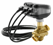 Danfoss, a manufacturer of high-efficiency electronic and mechanical components and controls for heating, air-conditioning, refrigeration, industrial and water systems, introduces the NovoCon S Digital Actuator.
