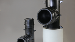 Uponor PEX pipe and ProPEX expansion fittings are now available in 2 1/2- and 3-inch sizes, offering professionals the ability to specify, design and install even more commercial plumbing and hydronic piping systems with PEX.