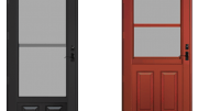 ProVia has added two storm door styles, Modern and Colonial, as part of the company's 2016 lineup.