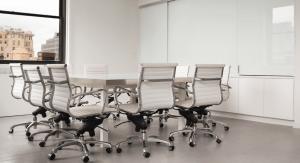 CARVART Contract's glassTOPS reinvigorate contract furnishings.