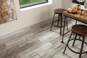 Nydree Flooring's acrylic infusion process produces durable wood flooring.