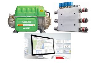 Danfoss building automation and refrigeration products are recognized for energy efficiencies.
