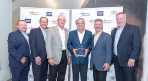 American Standard Brands is Plumbing Vendor of the Year by Winsupply for the second consecutive year.