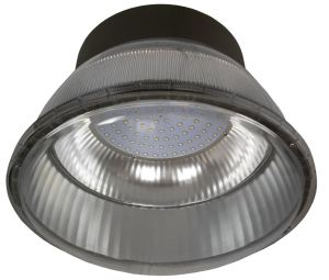 The LED garage light is designed with a battery back up for up to 90 minutes of run time in emergency situations.