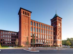 In Massachusetts, a reimagined mill complex provides elegant and affordable housing.